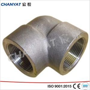 Threaded Fittings (Elbow, Tee, Cap, Couping, Union) pictures & photos