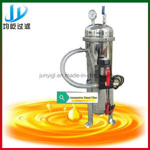 Multistage Diesel Oil Filter System Specially for Generating Electricity pictures & photos