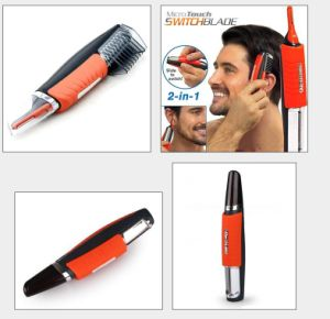 Micro Touch Personal Shaver Hair Trimmer Groomer Nose Ear Eyebrows Remover Razor pictures & photos