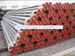 Carbon Steel Pipe Used for Oil and Gas Transportation pictures & photos
