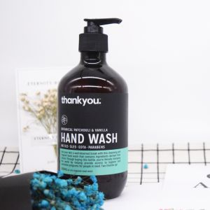 Natural Moisturizing and Antibacterial Patchouli&Vanilla Hand Wash pictures & photos