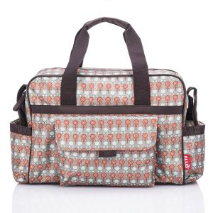 Wholesale Designer Mummy Travel Cotton/Duffle Baby Changing Nappy Diaper Bags pictures & photos