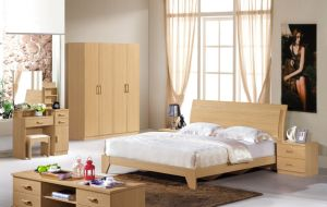 1.8m Comfortable Bedroom Bed for Furniture Suite pictures & photos