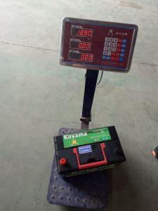 95D31rmf (12V80Ah) Korea Design Maintenance Free Car Battery pictures & photos