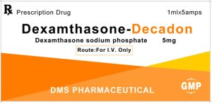 Dexamthasone Sodium Phosphate for injection pictures & photos
