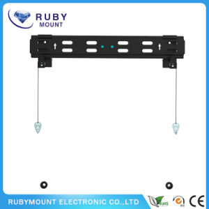 Plasma Fixed TV Wall Holder F4606 pictures & photos