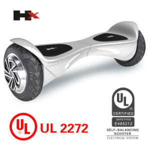 Huanxi Brand 10inch Two Wheels Self Balancing Scooter UL2272 pictures & photos