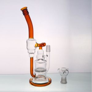 New Design Glass pipe Pipes Oil Rigs Glass Smoking Pipes pictures & photos