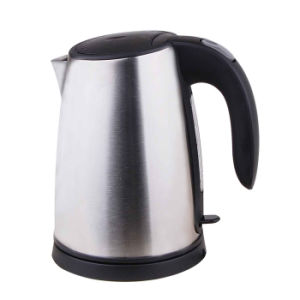 360 Degree 1.7L Stainless Steel Electric Kettle pictures & photos