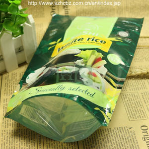 Stand up Zipper Plastic Cat Litter Bags pictures & photos