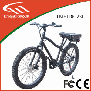 Alu Alloy, Brushless, Rear Motor, 36V250W Electric Bike pictures & photos