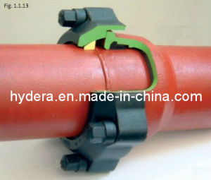 PAM Mechanical Anchor Joint Ductile Iron Pipe pictures & photos