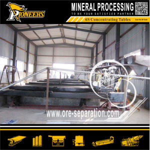 Gemini Mining Gravity Shaker Table Concentrator Msi Gold Shaking Bed pictures & photos