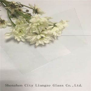 0.25mm Ultra-Thin High Al Glass for Photo Frame/ Mobile Phone Cover/Protection Screen pictures & photos