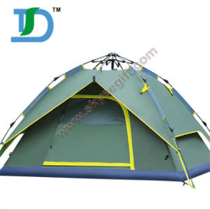 Custom Lightweight 2 Person Pop up Camping Travel Tent for Outdoor Activity pictures & photos