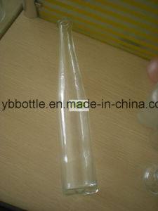 Clear Long Neck Glass Juice Bottles pictures & photos