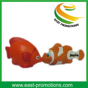 Promotion Gift Various Fish Design PU Foam Anti Stress Ball pictures & photos