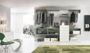 Melamine Built in Closet Bedroom Wardrobe pictures & photos