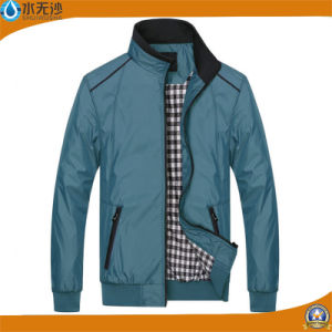 2017 Wholesale Fashion Winter Wear Sports Jacket for Men pictures & photos