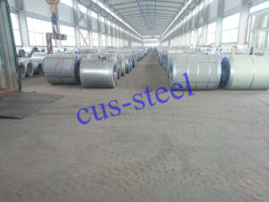 Full Hard Hot Dipped Galvanized Steel Sheet/Anti-Finger Aluzinc Steel Coils pictures & photos