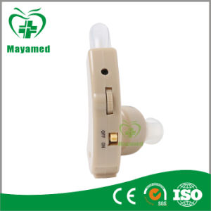 Best Price Good Quality Rechargeable Mini Bte Digital Hearing Aid for Elderly Hearing Loss pictures & photos