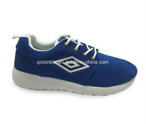 Athletic Footwear Breathable Mesh Sport Running Shoes for Men Women (17108) pictures & photos