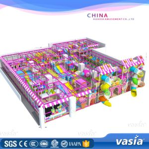 Children Indoor Playground Funny Equipment for Play Center pictures & photos