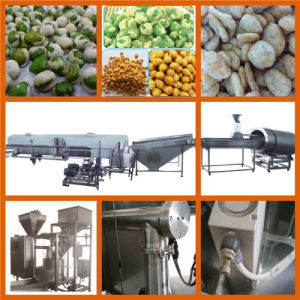Food Coating Machine Coated Peanut Processing Line pictures & photos