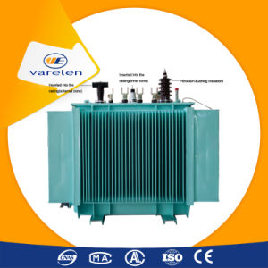 S9/S11 Three Phase Oil Immersed 1 Mva Power Transformer pictures & photos