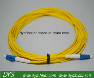 LC-LC Simplex Singlemode Fiber Optic Patch Cord pictures & photos