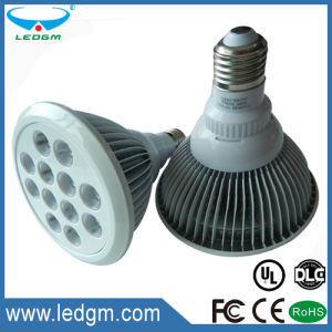 24W LED PAR38 Lamp Bulb with Finned Housing pictures & photos