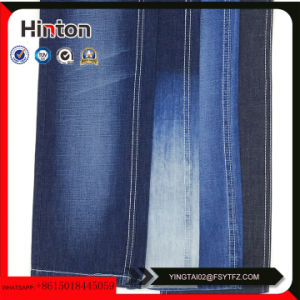 32s Slub Denim Fabric pictures & photos