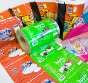 Mcpp Film for Food Packaging Laminating Printing pictures & photos