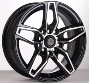 14 Inch/15 Inch/17 Inch Alloy Wheel with PCD 4*100/108, 8*100/114.3, 10*100/114.3 pictures & photos