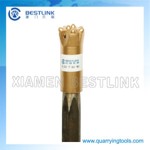 Tungsten Carbide Taper Knock off Button Drill Bit pictures & photos