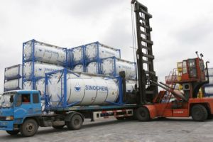 China Container Truck Logistics Shipping to Belawan Jakarta pictures & photos