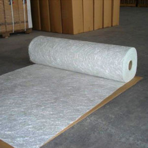Compatible and Multifuntional Powder Binder Fiberglass Chopped Strand Mat pictures & photos