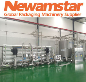 Water Treatment and Mixing CSD Drinks Newamstar pictures & photos