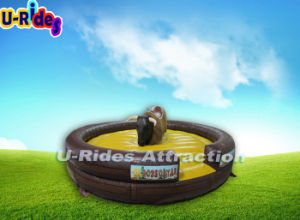 Soft Head Inflatable Mechanical Bull pictures & photos