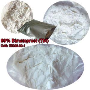 99% Bimatoprost (TM) CAS 155206-00-1 for Antiglaucoma