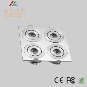 Hl-2024 Square Mini Downlight pictures & photos