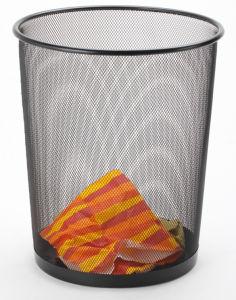 Home Office Organization Supplies/ Metal Home Organization Waste Bin pictures & photos