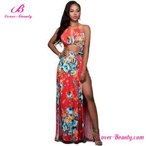Boho Long Printed Maxi Women Dress