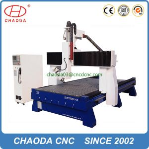 3D Carver CNC Router 4th Axis for Horse Sculpture Carving pictures & photos