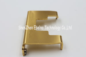 Bending Part with Golden Anodize Disposal pictures & photos