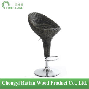 PE Rattan Bar Chair Counter Stool PS-03A pictures & photos