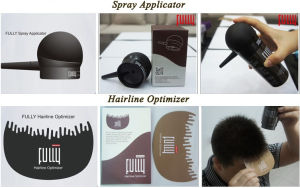OEM 18 Colors Fully Hair Fiber Hair Thickening Powder pictures & photos