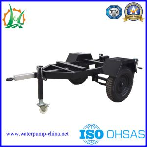 Rain-Proof Mobile Big Flow Seal Pump for Sewage Dewatering pictures & photos