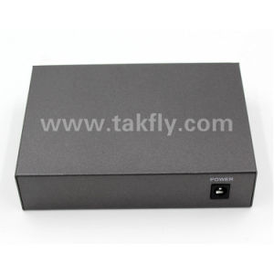 4 Port Poe Switch for Wireless Ap, VoIP, IP Camera pictures & photos