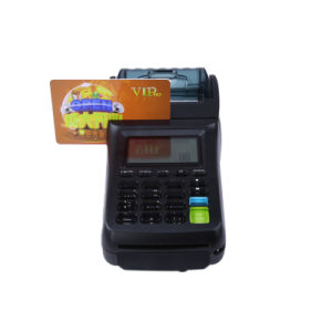 Mini Handheld Electronic Cash Register with Battery